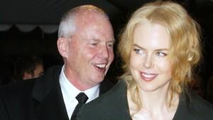 Nicole Kidman, morto il padre Antony.