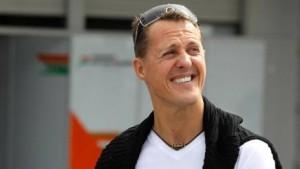 """Michael Schumacher a casa per Natale"""