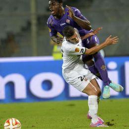 Video gol e pagelle, Fiorentina-Guingamp 3-0 e Napoli-Sparta Praga 3-1