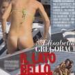 Elisabetta Gregoraci senza mutande: costume scivola, lato b a nudo 1