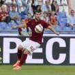 Mattia Destro video gol centrocampo in Roma-Verona 2-0