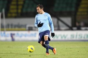 Lazio, Radu fuori 15-20 giorni per lesione al gemello