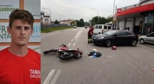 Riccardo Meneghel, calciatore morto. Assocalciatori fa rinviare partita
