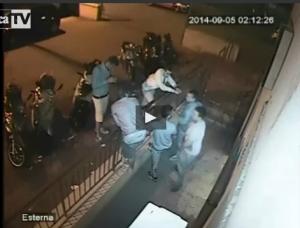 Davide Bifolco, la famiglia diffonde un video: carabiniere insegue latitante