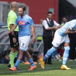 Video gol e pagelle, Sassuolo-Napoli 0-1: Callejon segna, Higuain incanta
