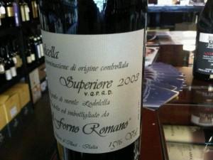 Valpolicella superiore Dal Forno miglior vino 2014. Classifica dei migliori 50
