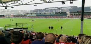 Belgio: difensore segna gol in rovesciata, ma è un allenamento VIDEO