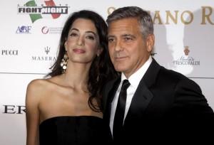 George Clooney sposa Amal Alamuddin, e il padre di lei paga tutto