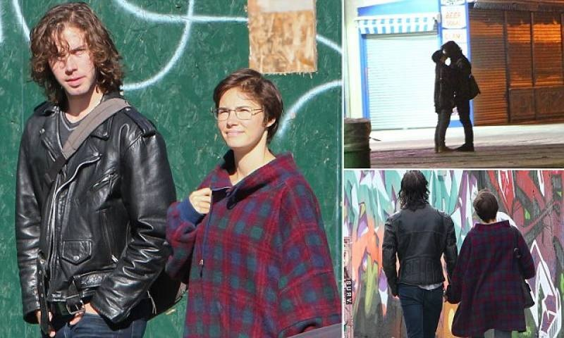 Amanda Knox con un nuovo fidanzato:  il musicista Colin Sutherland