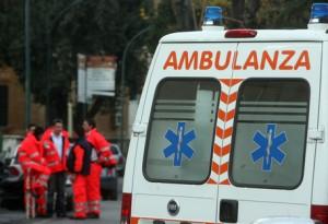Aversa. Francesca Di Donato investita durante scippo finisce in ospedale