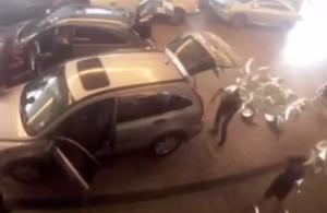Miami, ruba un suv speronando 4 auto: sette feriti VIDEO