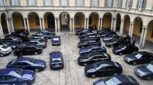 Auto blu alle forze dell'ordine, non vendute su eBay: idea M5s approvata