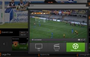 Benevento-Martina Franca: ecco come vederla in diretta streaming su Sportube