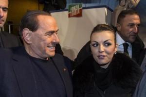 """Francesca Pascale: """"Io e Silvio coppia trasgressiva, sarò ospite al Gay Village"""""""