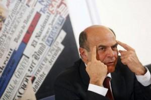 """Direzione Pd, Bersani: """"Qui si usa il metodo Boffo"""""""