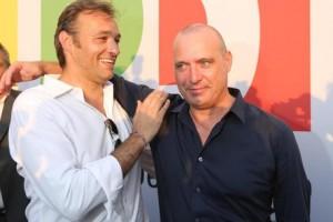 Matteo Richetti e Stefano Bonaccini