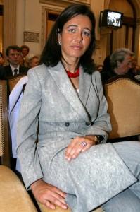 Banco Santander, Ana Patricia Botin nuovo presidente