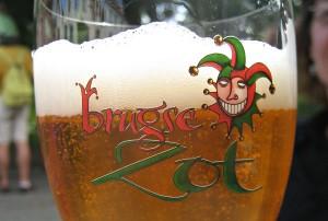 Bruges, birradotto sotto le strade della città