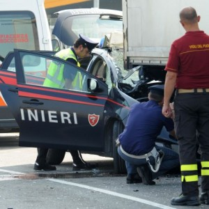 Luca Di Pietra, carabiniere morto durante inseguimento. Ferito Massimo Banci