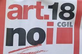 Sindacati non trovano l'accordo sull'articolo 18: niente manifestazione insieme
