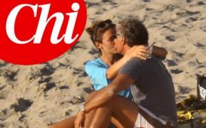 """Alessandra Moretti parla del bacio con Giletti. Poi chiama Marco Travaglio """"Massimo"""""""