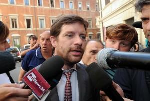 "Direzione Pd, Pippo Civati: ""Renzi dice cose di destra"""