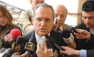 """Claudio Lotito verso Salerno: scoppia gomma auto, """"Me la sono vista brutta"""""""