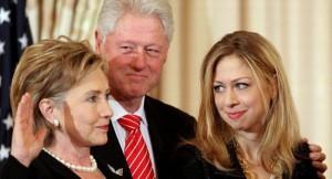 Chelsea Clinton diventa mamma: è nata Charlotte