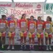 Colombia, cicliste con la divisa