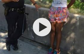 Daniele Watts, l'attrice di Django, arrestata<br /> Scambiata per una prostituta a Los Angeles