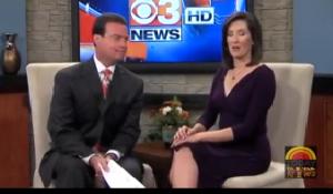 """Dave Benton conduttore Cbs in diretta: """"Ho il cancro, mi restano 6 mesi di vita"""""""