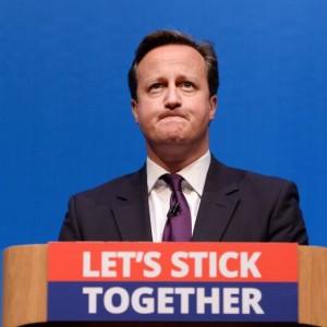 """David Cameron agli scozzesi: """"Se ve ne andate non si torna indietro"""""""