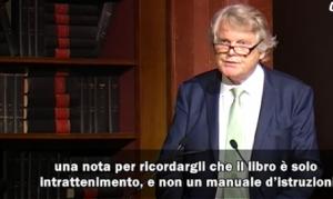 "House of Cards, Michael Dobbs risponde a Renzi: ""Non è un manuale di istruzioni"" VIDEO"