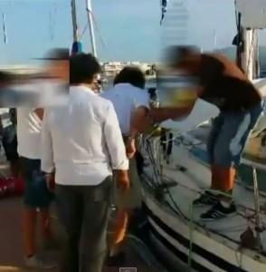 Emanuele Macchi Di Cellere, ex estremista destra arrestato: era in barca a vela