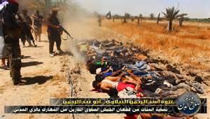 Esecuzioni dell'Isis