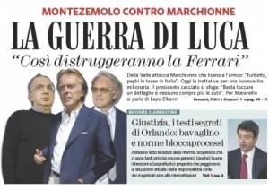 """Il Fatto: """"Il mistero della F1 nei bilanci della Ferrari"""""""