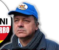 """Mariano Ferro, leader dei Forconi: """"M5S -33% di voti, Grillo da licenziare"""""""