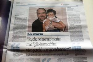 """Andrea Albanese dimenticò il figlio in auto a morire: prosciolto per """"amnesia dissociativa"""""""