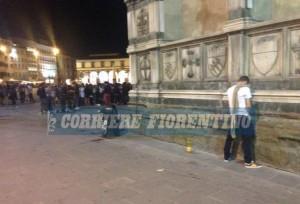 Firenze. Pipì e vomito in strada, vetri rotti: studenti Erasmus invadono Santa Maria Novella VIDEO