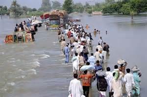 Inondazioni in Pakistan