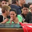 Davide Bifolco, folla e fiori ai funerali FOTO15