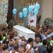 Davide Bifolco, folla e fiori ai funerali FOTO23