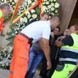 Davide Bifolco, folla e fiori ai funerali FOTO7