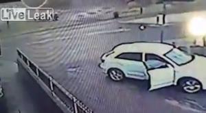 Gb, donna impedisce il furto del suo suv e mette in fuga il ladro