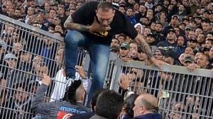 Genny a' Carogna arrestato dalla digos di Roma