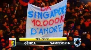 Genoa-Sampdoria, formazioni Derby della Lanterna: Pinilla sfida Okaka