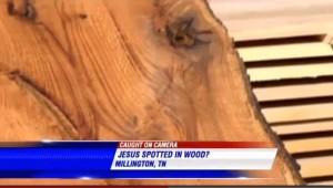 Usa, la faccia di Gesù nel tronco di un albero: il video