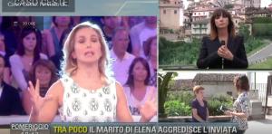 Elena Ceste, Michele Buoninconti aggredisce giornalista Laura Magli (VIDEO)