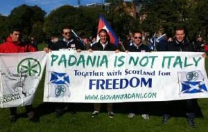 La Lega e i Giovani Padani: tutti ad Amburgo, no a Strasburgo, anzi a Edimburgo