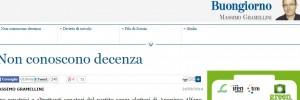 L'editoriale di Massimo Gramellini